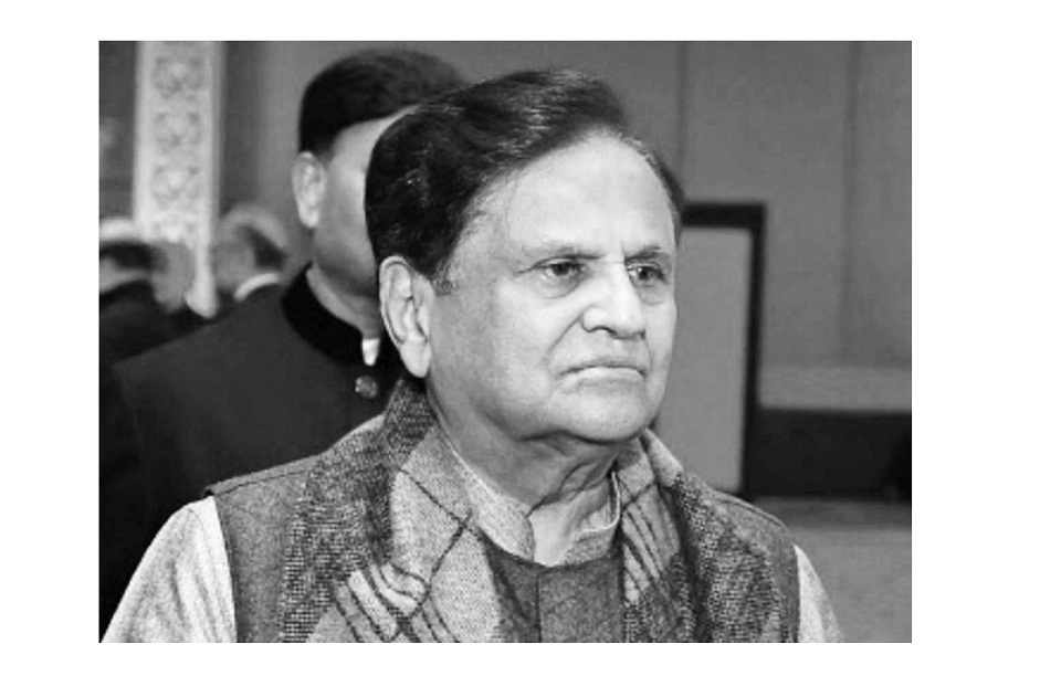 Senior leader of Indian National Congress Ahmed Patel dies of coronavirus complications