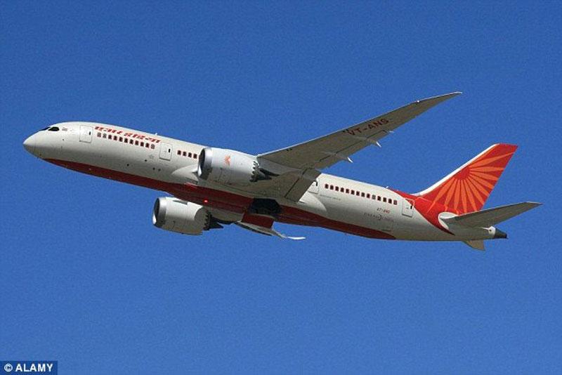 Air India passenger gropes sleeping woman on US-bound flight