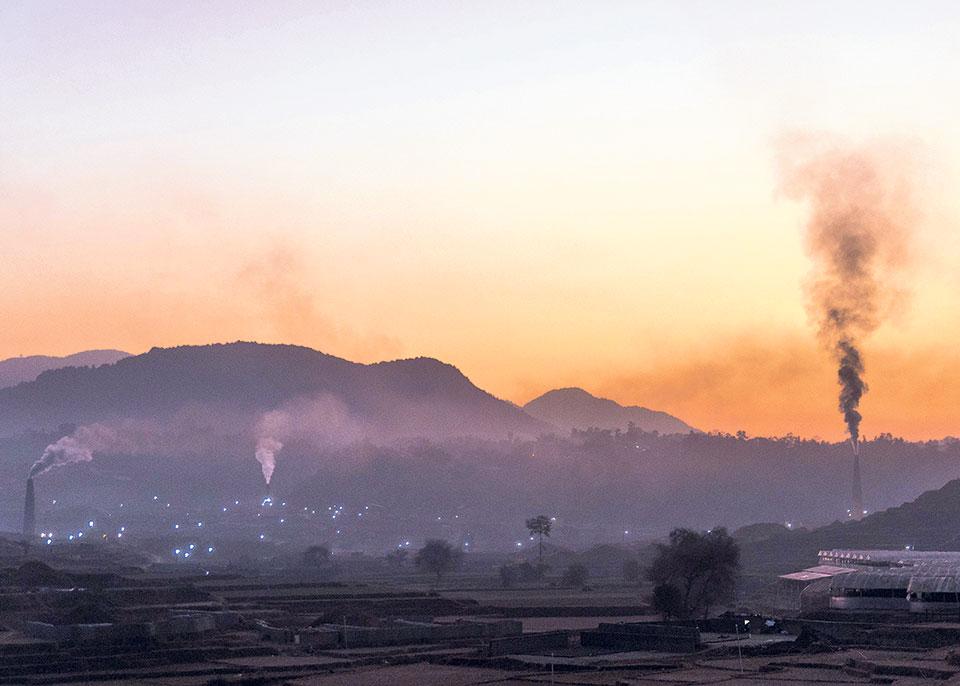 Kathmandu wonders if Delhi's pollution comes to haunt it