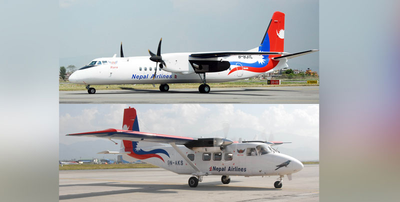 China hands over two aircraft to NAC