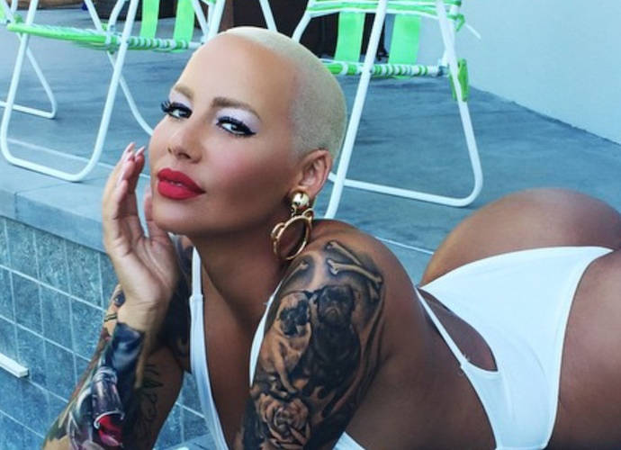 Amber Rose has no count of her sex partners