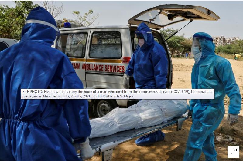 South Asia surpasses grim milestone of 15 million COVID-19 cases: Reuters tally