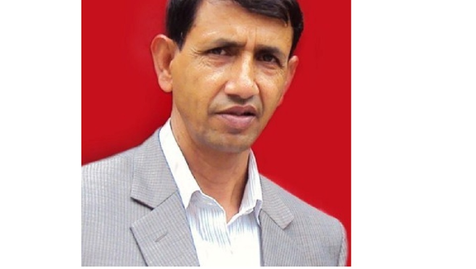 Anil Sharma 'Birahi', a key leader of Chand-led CPN arrested from Nuwakot