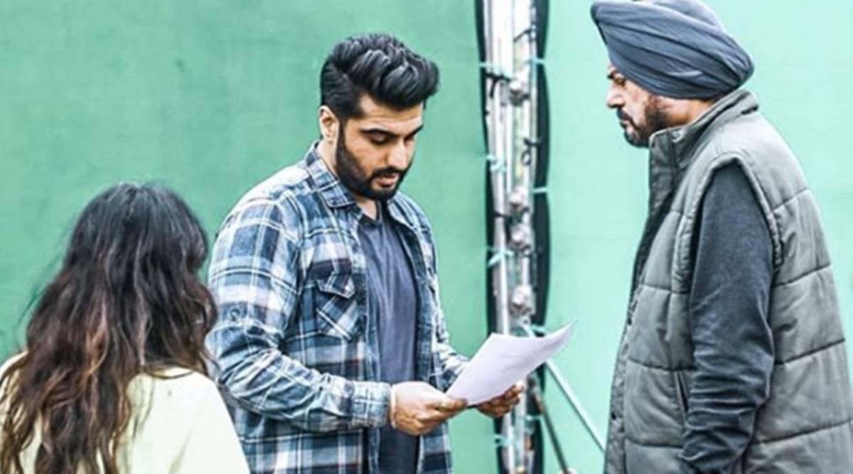 Arjun Kapoor resumes shooting after testing Covid negative