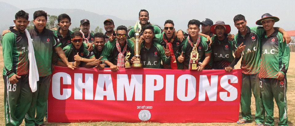Tribhuvan Army Club lifts Karnali Premier League