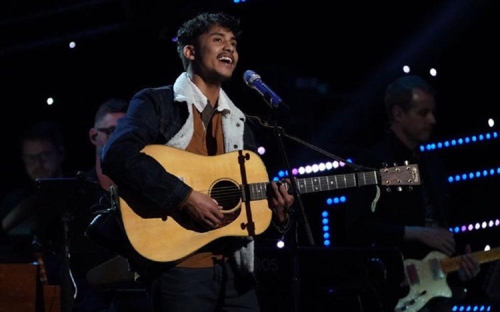 Arthur Gunn named runner up on 'American Idol'