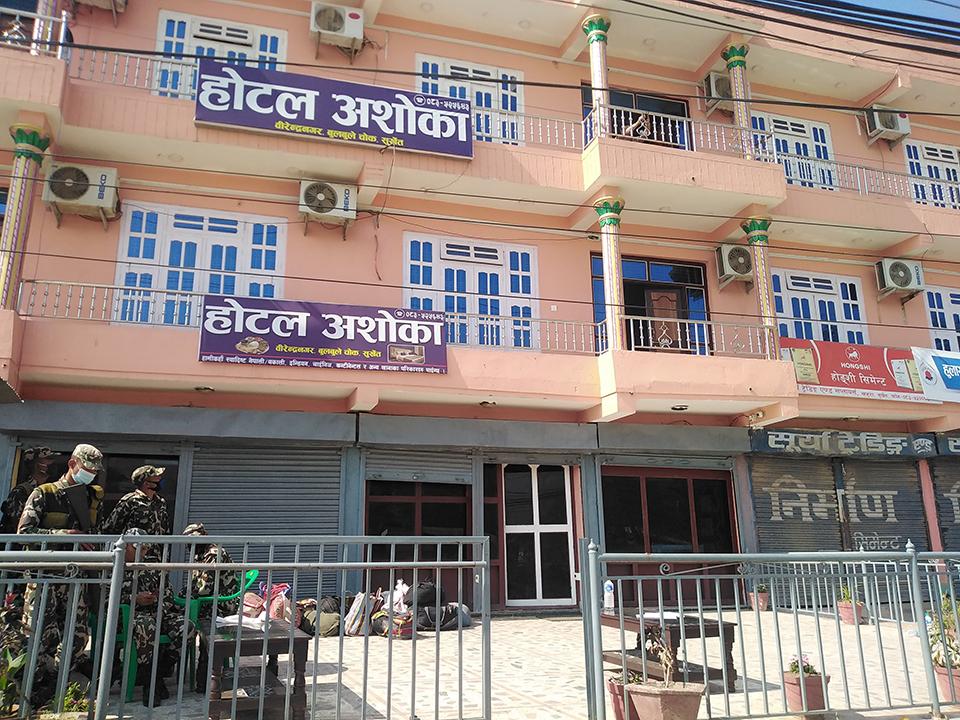 100 Nepali nationals rescued from Rupaidiha, Gaddachauki along Nepal-India border