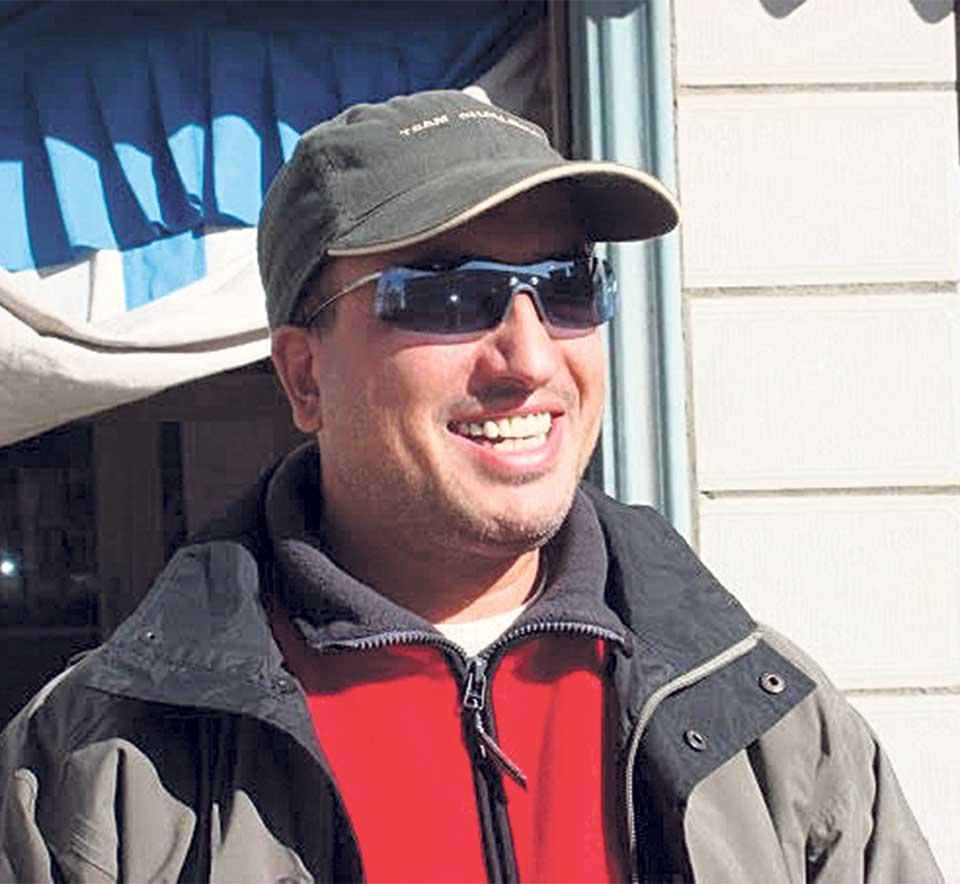 Ashok Pokharel elected NATO president