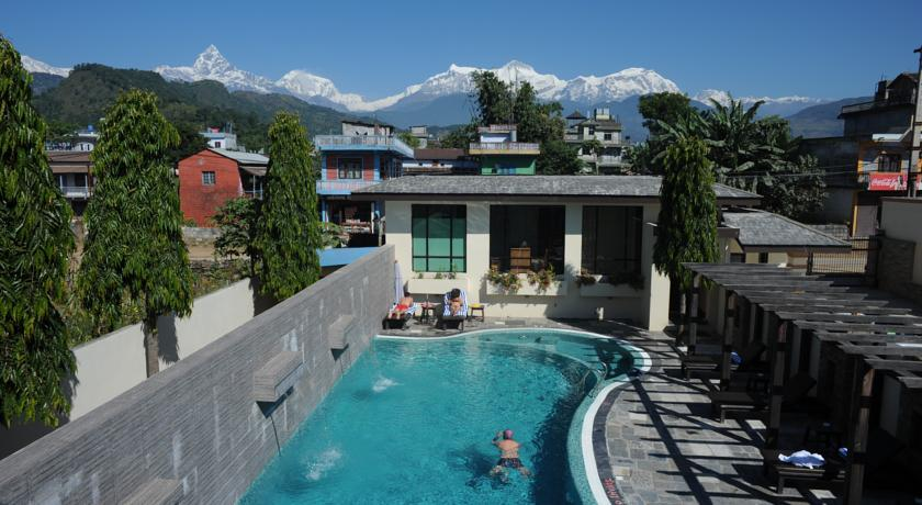 Top 10 Hotels In Nepal Pokhara