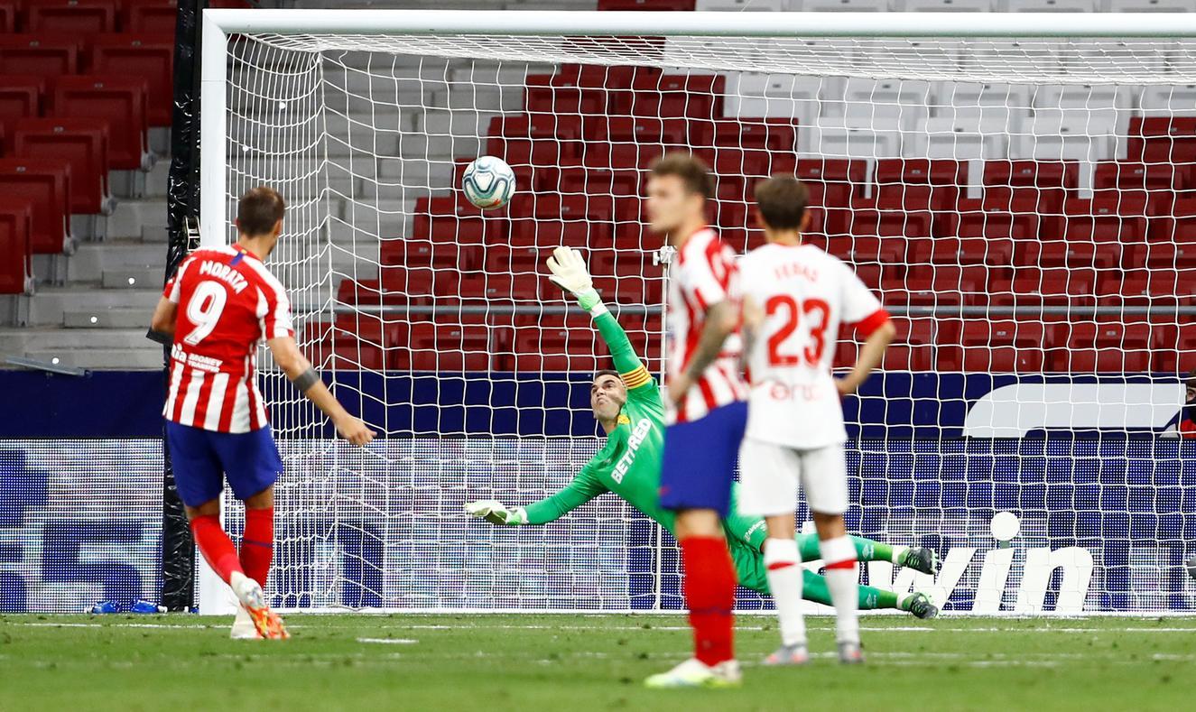 Morata double helps Atletico to 3-0 win over Mallorca