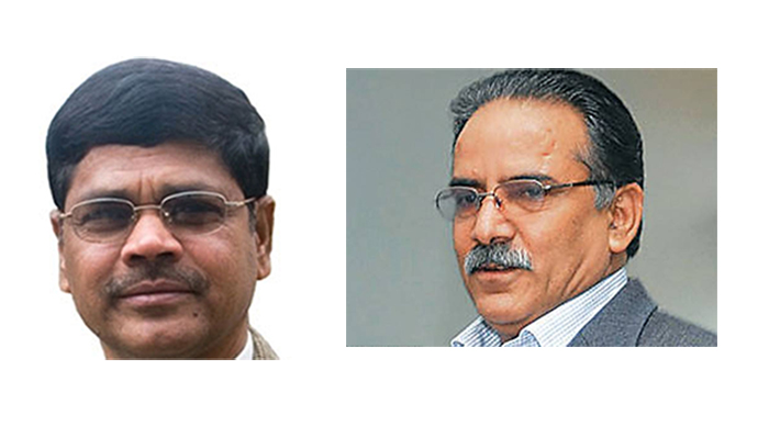 CEC Yadav apprises PM Dahal of poll preparations