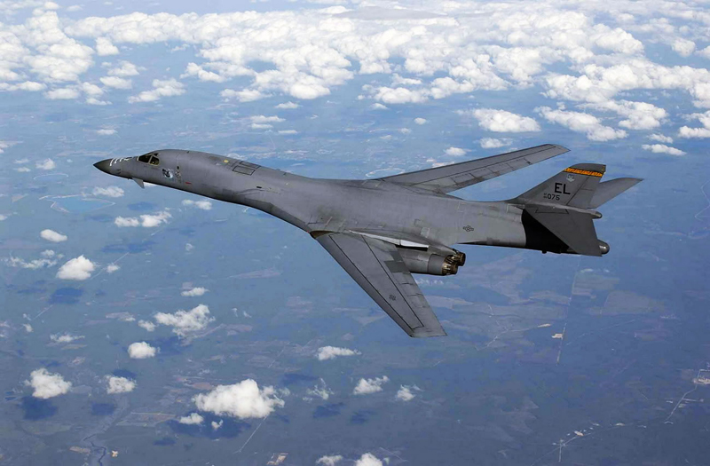 U.S. flies bombers over Korean peninsula after North Korea missile test