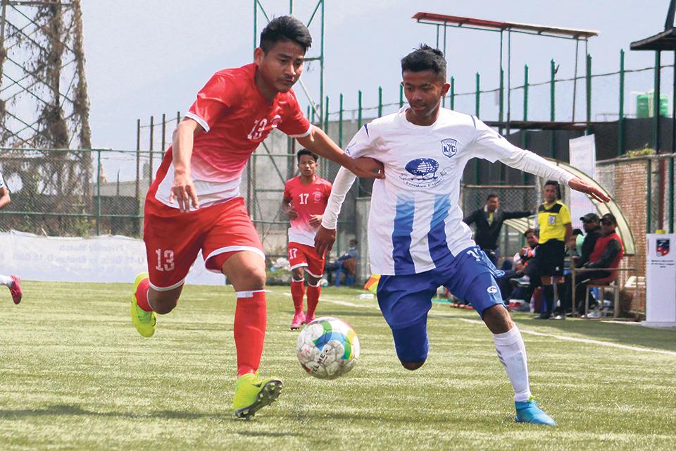 Khumaltar, Naya Basti register win