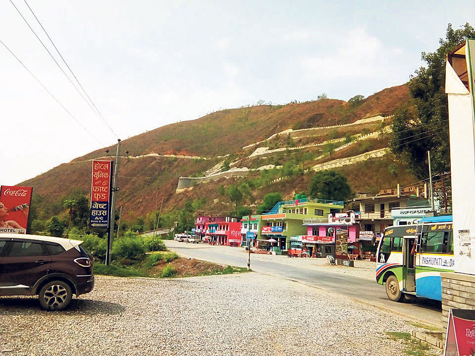 Hotels business thriving in Mulkot due to road connectivity
