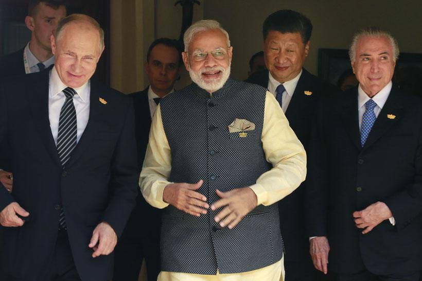 BRICS stays intact despite potential candidates