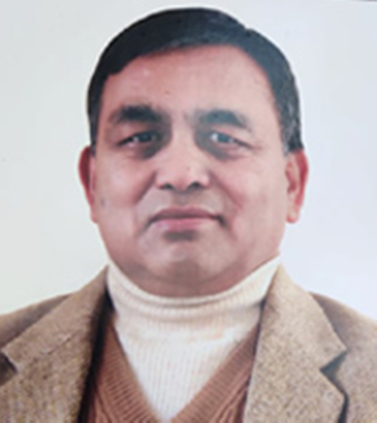 Former Sebon chairman Babu Ram Shrestha no more