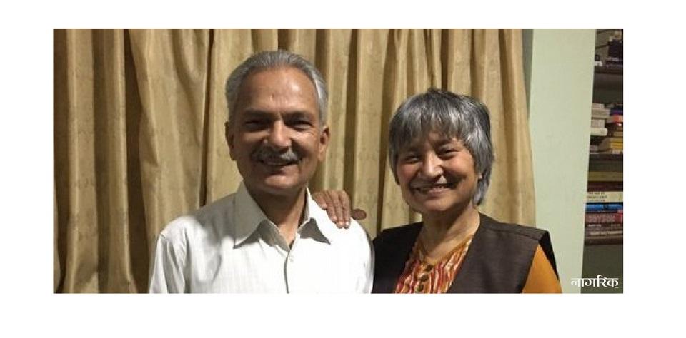 Ex-PM Babraum Bhattarai, his spouse Hisila Yami test positive for coronavirus