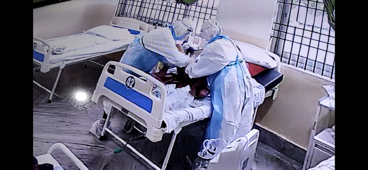 BPKIHS conducts first successful delivery of COVID-19 patient