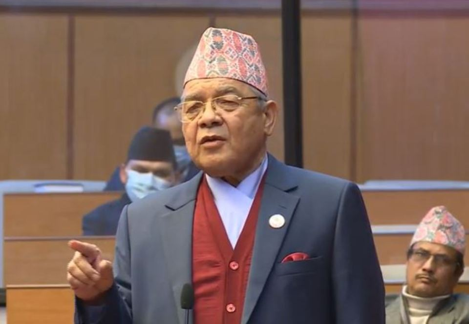 I would have resigned if I had been in PM Oli's place : Bamdev Gautam