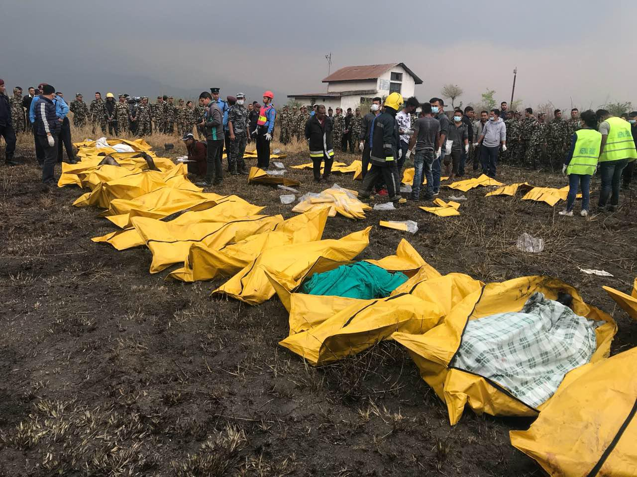 US-Bangla plane crash: 33 Nepalis, 32 Bangladeshis, 1 Maldivian, 1 Chinese on-board (with list)