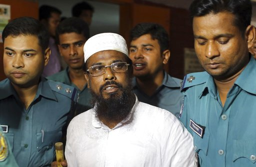 Bangladesh militant hanged for attack aimed at British envoy