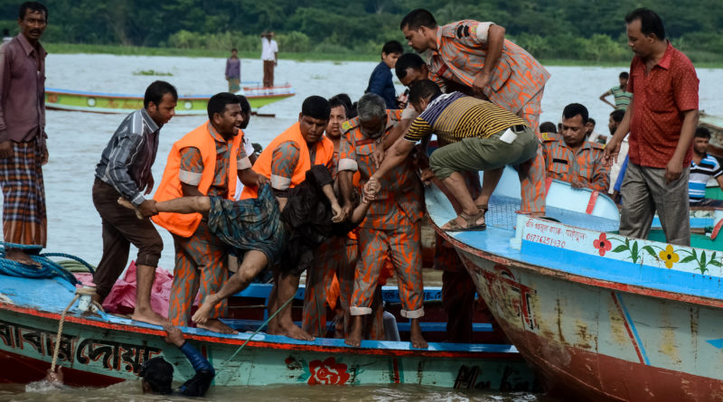 Death toll in ferry accident rises to 18 in Bangladesh