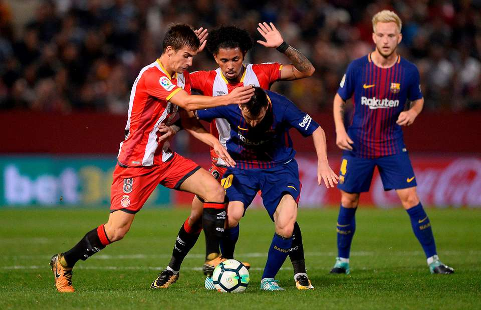 Girona a hard nut to crack for Barcelona