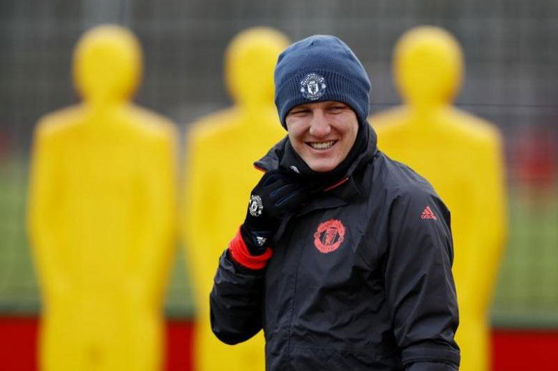 Chicago Fire sign Schweinsteiger from Manchester United