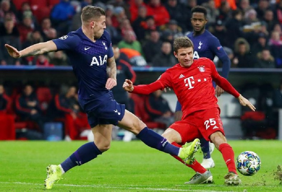 Six out of six for Bayern as they outclass Tottenham