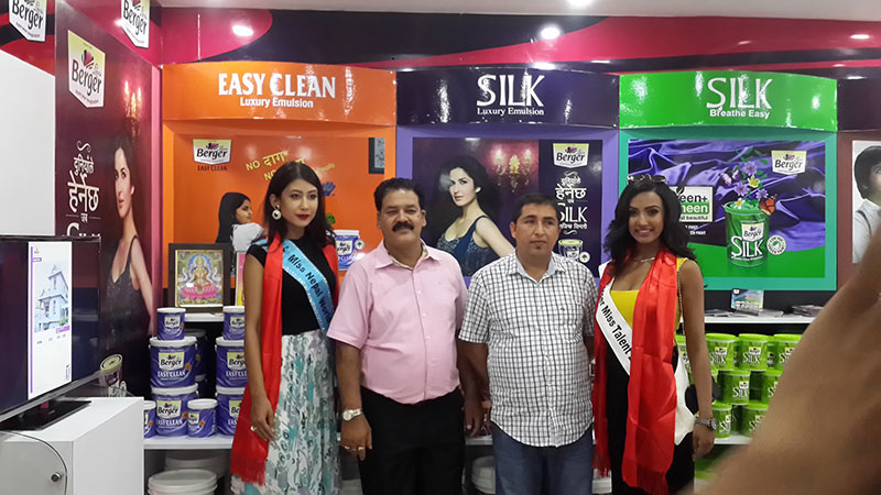 Berger opens new outlet in Pokhara