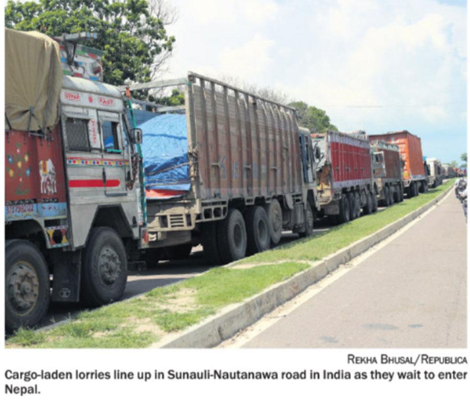 Construction of ICP in Bhairahawa still in limbo