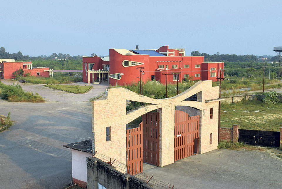 Investors still await construction of electrical sub-station at Bhairahawa SEZ
