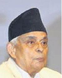 UML leader Adhikari recuperating
