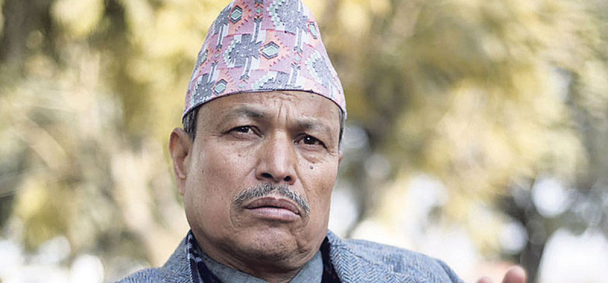 Lawmaker Rawal announces not to receive Dashain allowances, says it's not appropriate at this time of pandemic
