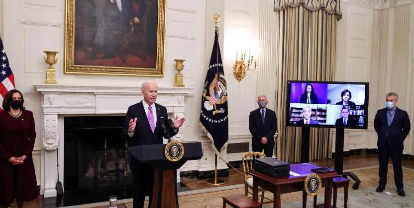 Biden administration to unveil more climate policies, urges China to toughen emissions target