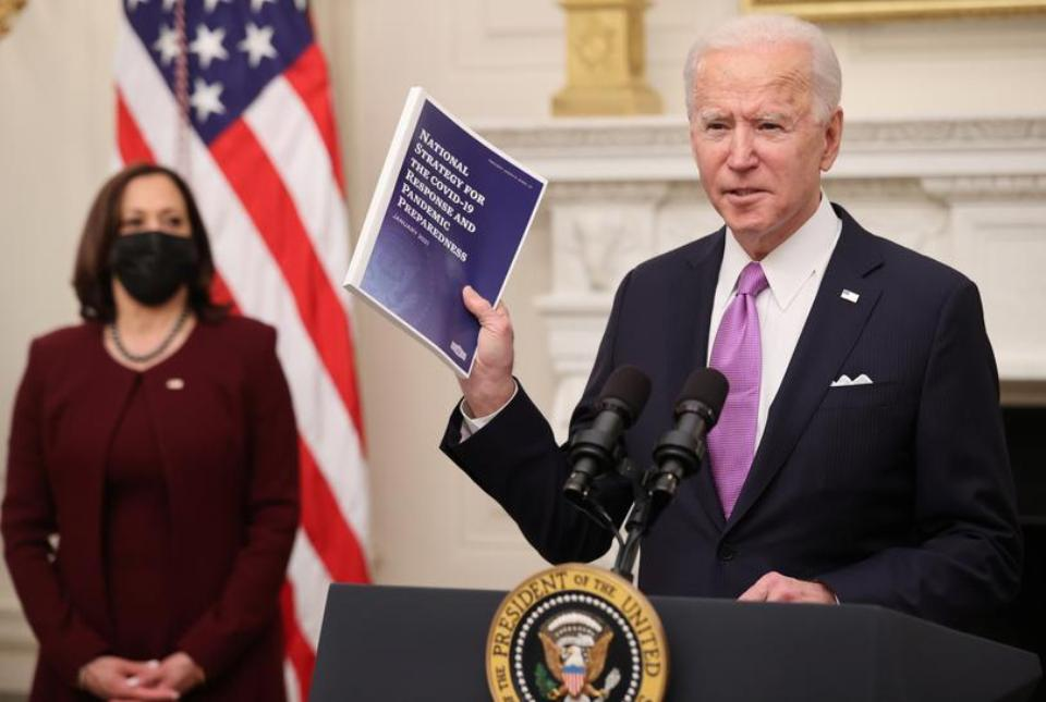 'We can't wait:' Biden administration fights for $1.9 trillion COVID-19 relief plan