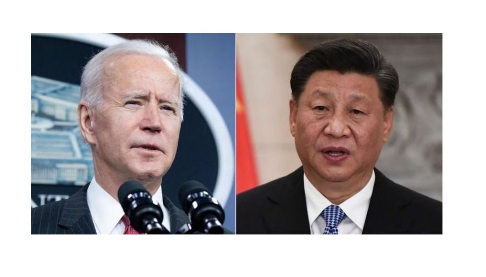 Presidents Biden and Xi hold first phone call amid tense U.S.-China relations