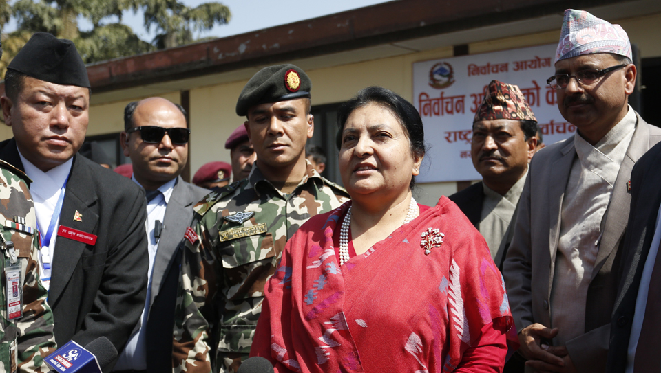 Evaluate by third eye, not by external judgment: Prez Bhandari
