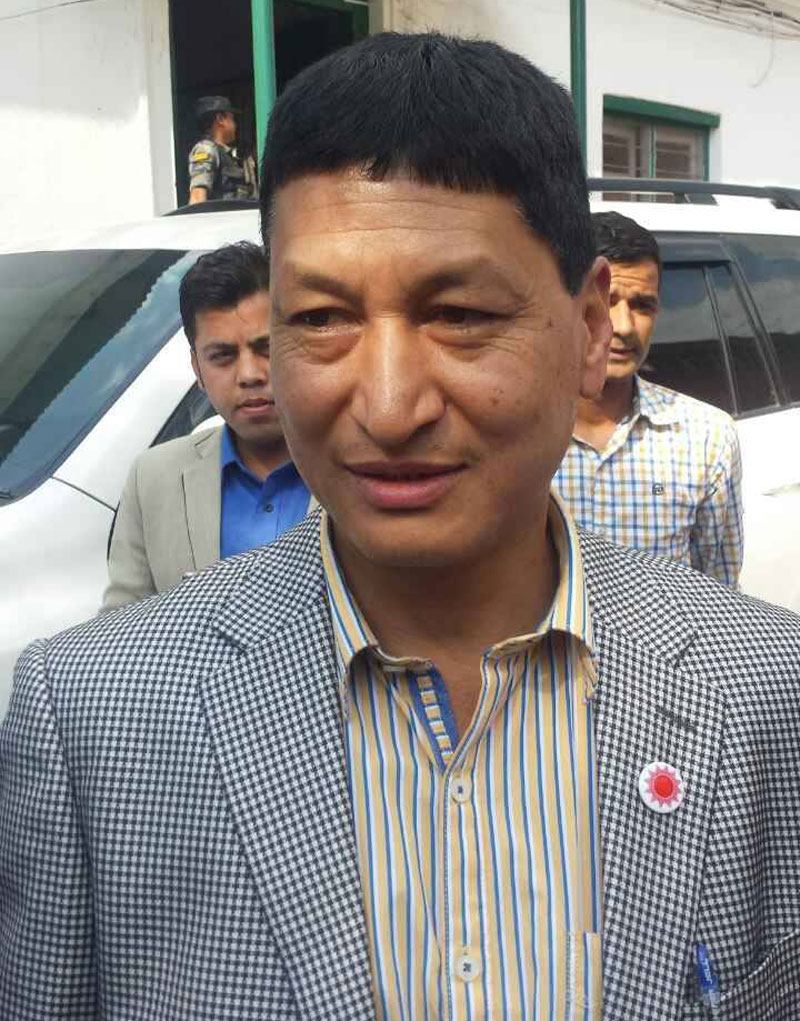 Shakya leads by more than 13,000 votes in KTM