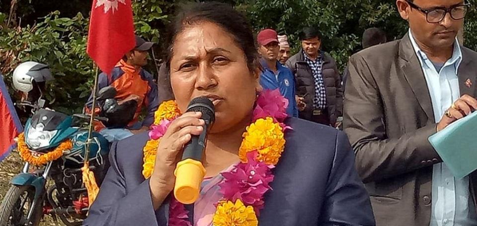 NCP's Bhattarai emerged victorious in Kaski constituency-2