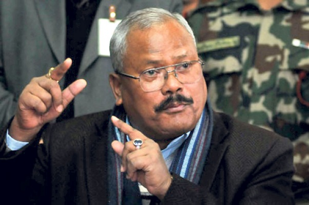 Constitution amendment proposal only with consent of major parties: Gachchhadar