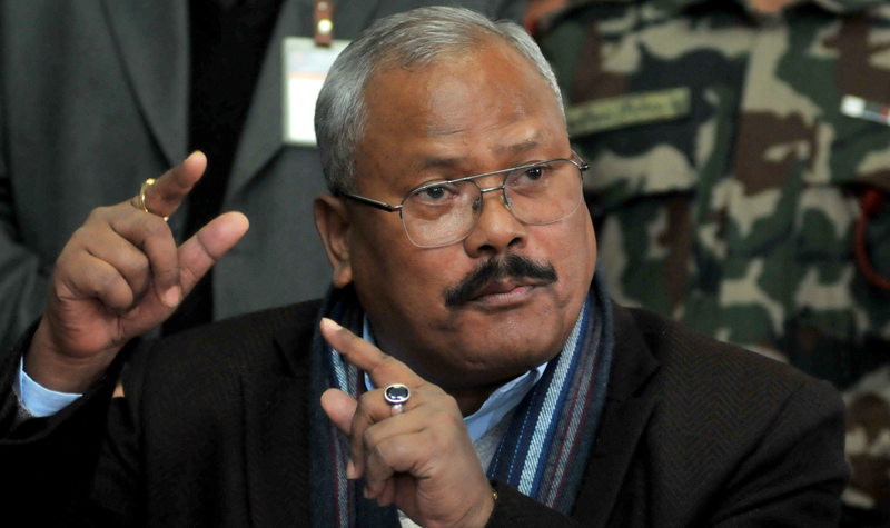 NC's protest to protect Constitution, says Gachchhadar