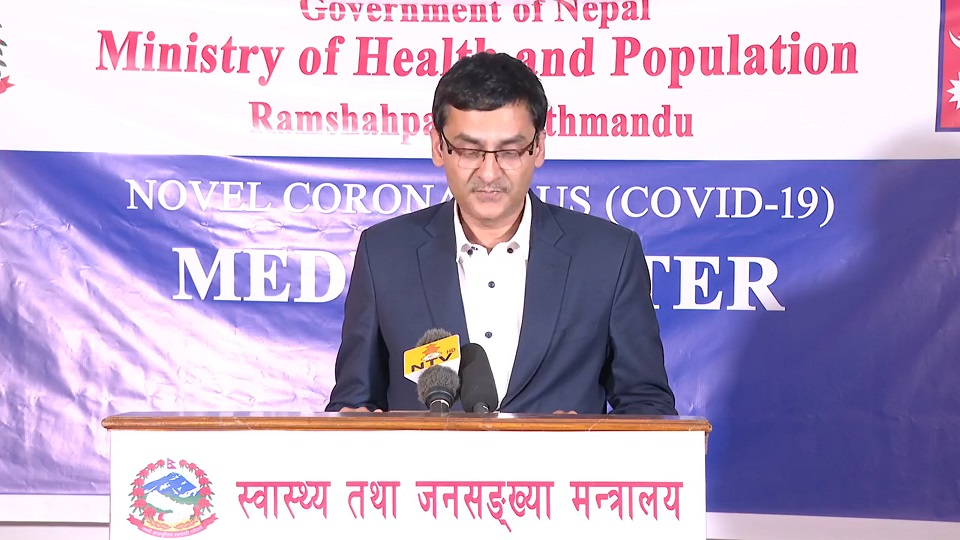 14-day quarantine period is not enough to prevent spread of COVID-19: MoHP