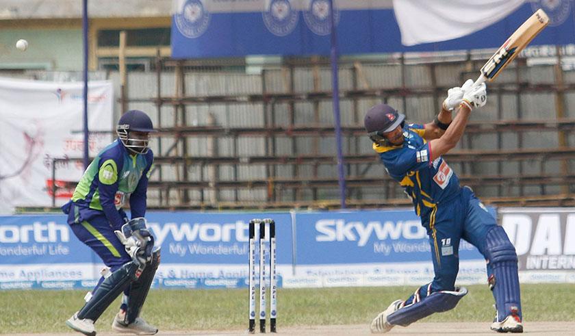 Biratnagar Kings registers first victory