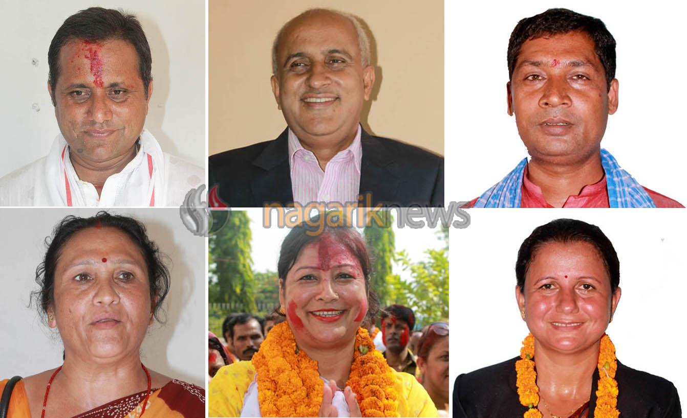 NC continues to take lead in Biratnagar metropolis
