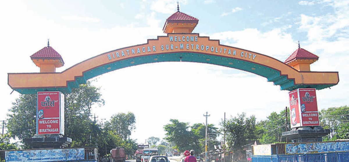 Biratnagar goes into two-week lockdown starting Saturday amid rising COVID-19 cases