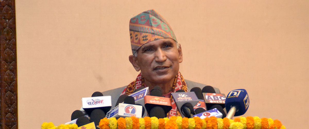 Oli will lead govt for remaining term of parliament: Minister Poudel
