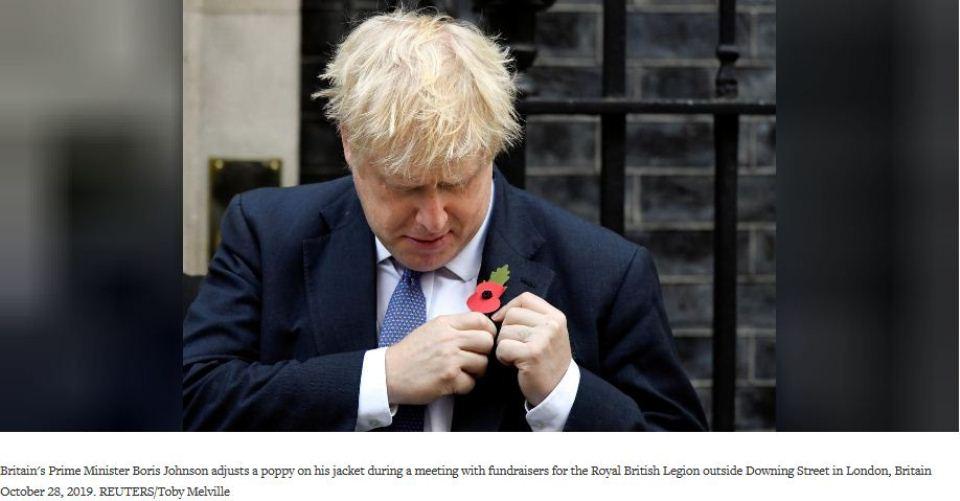 EU approves Brexit delay until Jan. 31 as PM Johnson pursues election