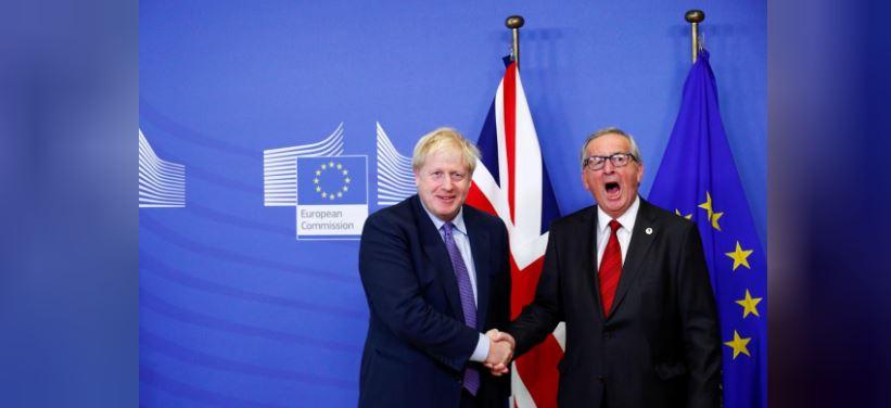 Britain clinches Brexit deal, Johnson now faces parliament hurdle