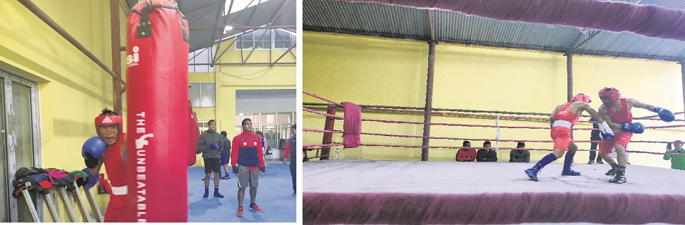 Nepal eyes gold in boxing after excruciating wait of 20 long years